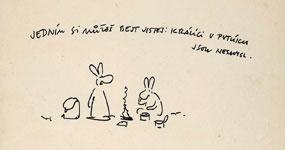 Kreslený humor – originály